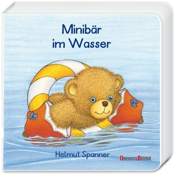 Minibär im Wasser