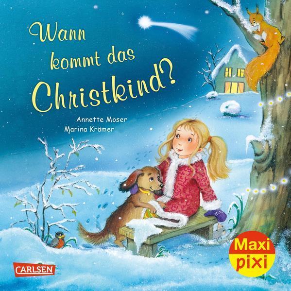 Maxi Pixi 327: Wann kommt das Christkind? (Mängelexemplar)
