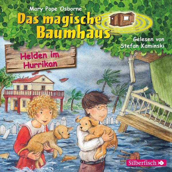 Helden im Hurrikan (Das magische Baumhaus 55) - Hörbuch 1 CD