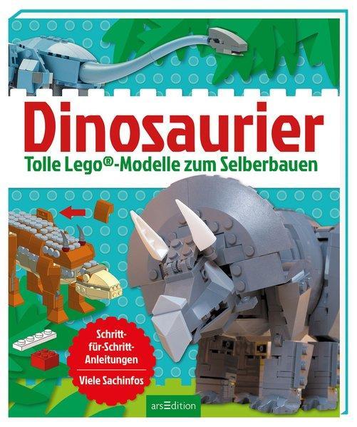 Dinosaurier - Tolle Lego®-Modelle zum Selberbauen (Mängelexemplar)