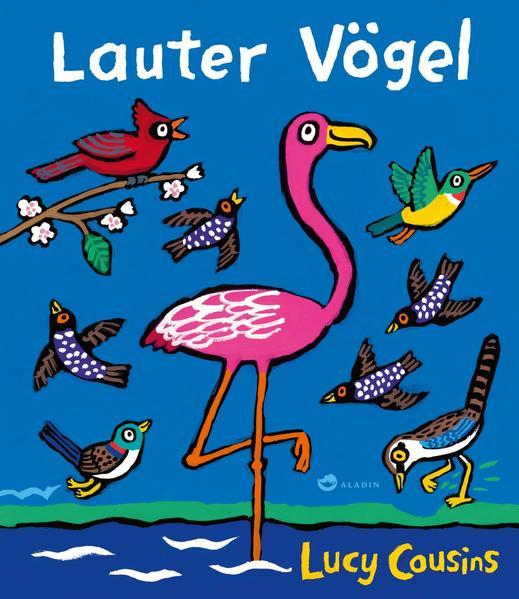 Lauter Vögel (Mängelexemplar)