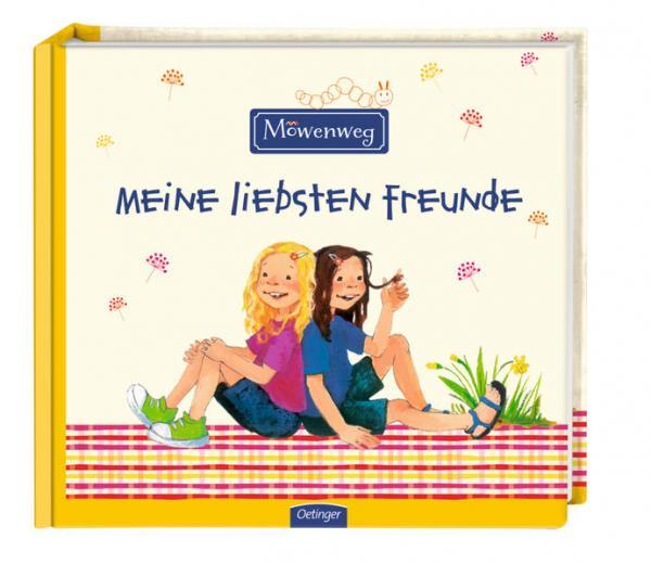 Möwenweg Freundebuch - Meine liebsten Freunde