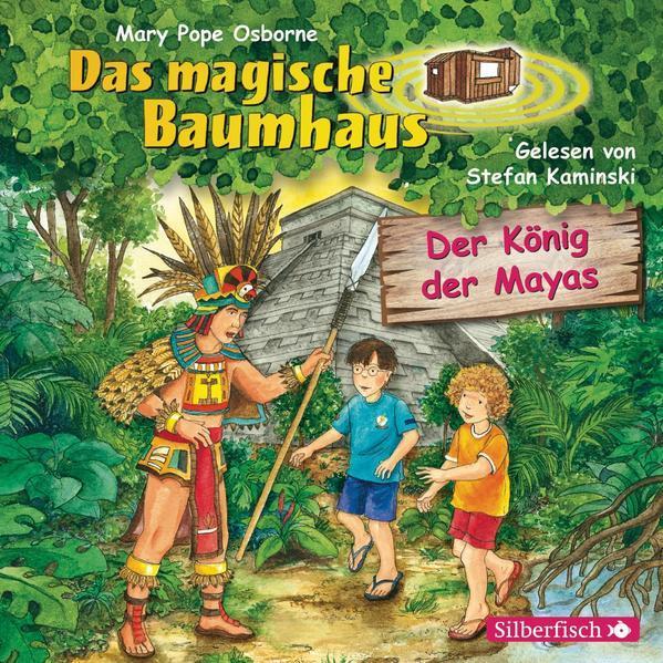 Der König der Mayas (Das magische Baumhaus 51) - Hörbuch 1 CD
