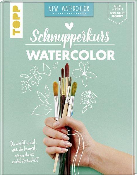 Schnupperkurs - Watercolor (Mängelexemplar)