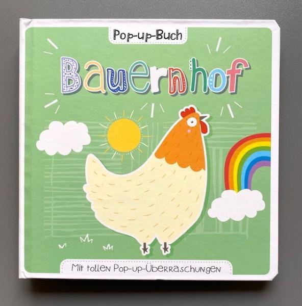 Bauernhof - Pop-up-Buch (Mängelexemplar)