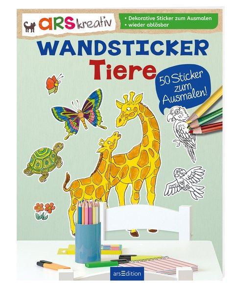 Wandsticker Tiere