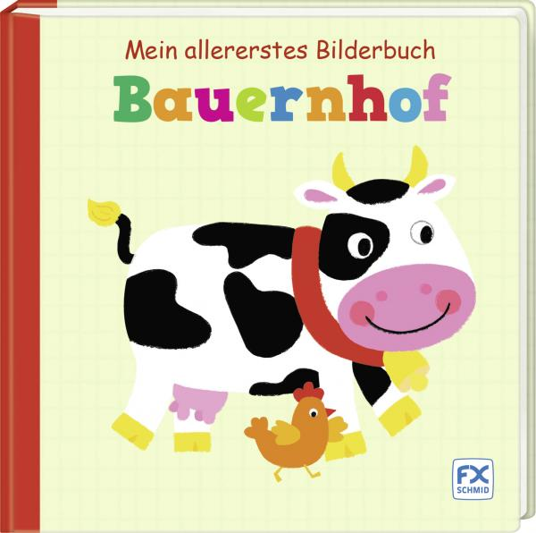 Mein allererstes Bilderbuch: Bauernhof