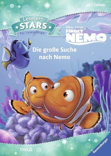 Leselernstars Disney Findet Nemo: Die große Suche nach Nemo