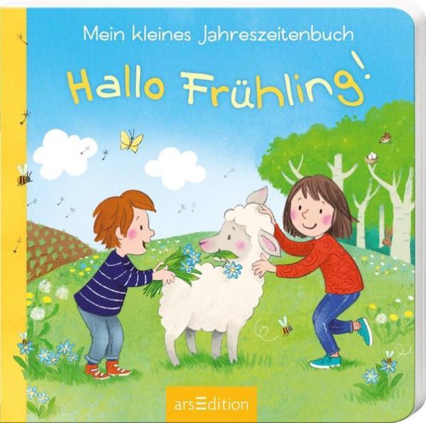 Mein kleines Jahreszeitenbuch - Hallo Frühling! (Mängelexemplar)