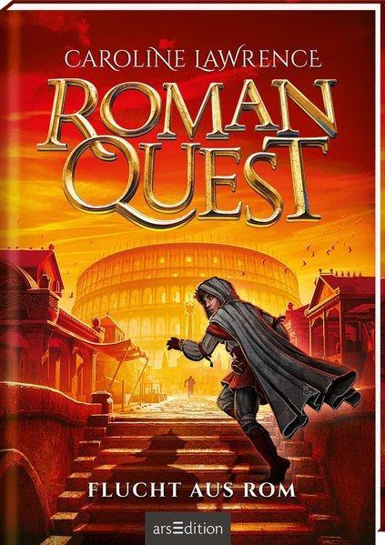 Roman Quest - Flucht aus Rom (Mängelexemplar)