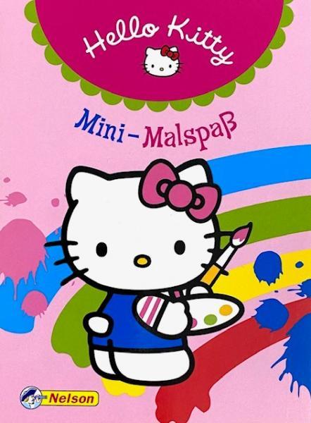 Hello Kitty Mini-Malspaß (Mängelexemplar)