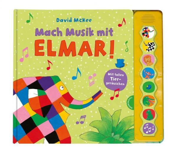 Elmar: Mach Musik mit Elmar! (Mängelexemplar)