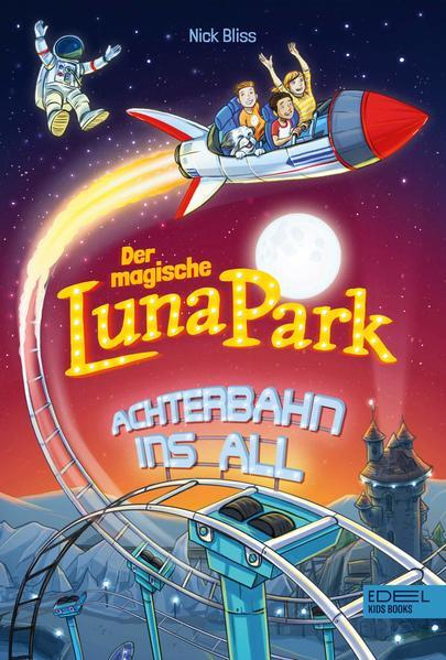 Der magische Lunapark - Achterbahn ins All (Mängelexemplar)