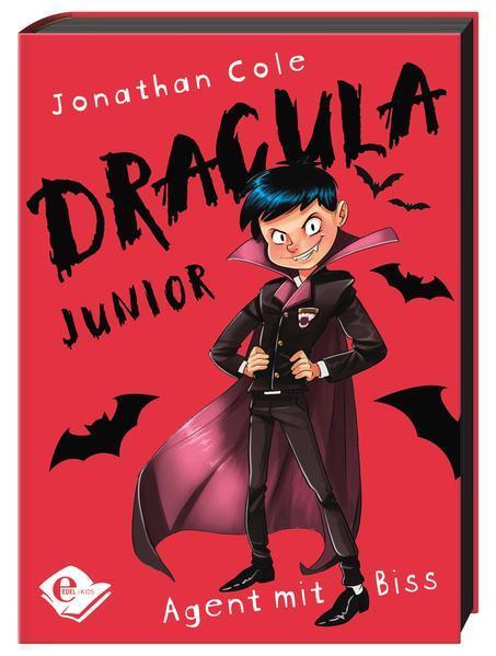 Dracula junior - Agent mit Biss (Mängelexemplar)