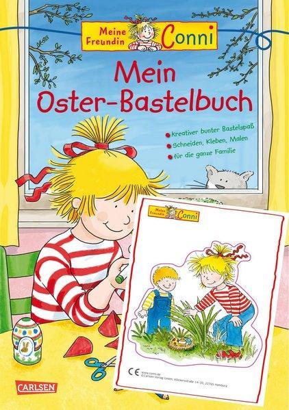 Conni Gelbe Reihe: Mein Oster-Bastelbuch (Mängelexemplar)