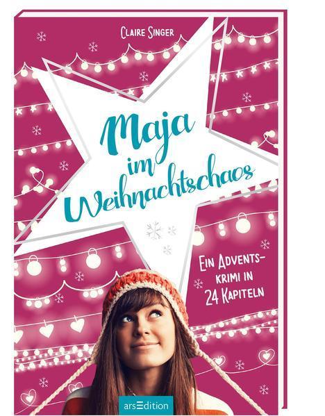Maja im Weihnachtschaos - Ein Adventskrimi in 24 Kapiteln (Mängelexemplar)