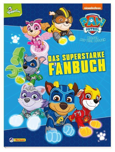 PAW Patrol: Das superstarke Fanbuch - PAWtastisches Rätselbuch (Mängelexemplar)