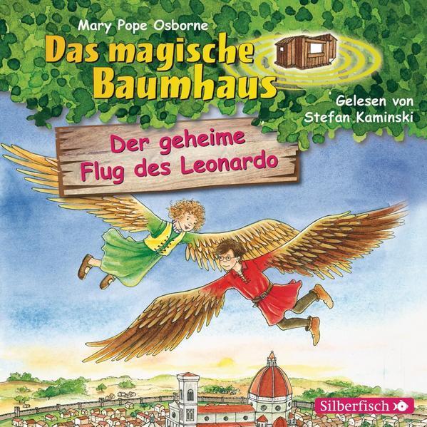 Der geheime Flug des Leonardo (Das magische Baumhaus 36) - Hörbuch 1 CD