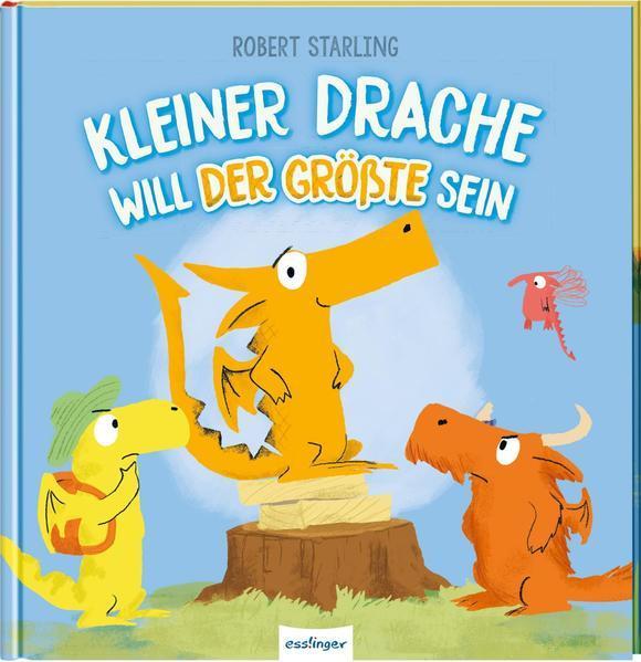 Kleiner Drache Finn: Kleiner Drache will der Größte sein (Mängelexemplar)