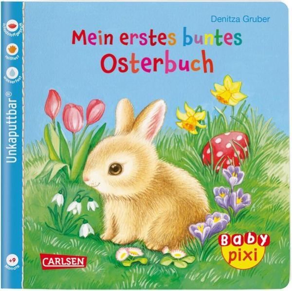 Baby Pixi 63: Mein erstes buntes Osterbuch (Mängelexemplar)