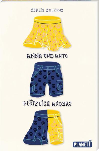 Anna & Anto - Plötzlich anders (Mängelexemplar)