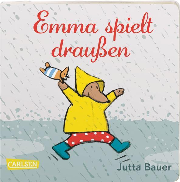 Emma: Emma spielt draußen