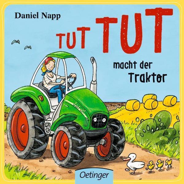 Tut Tut! - macht der Traktor