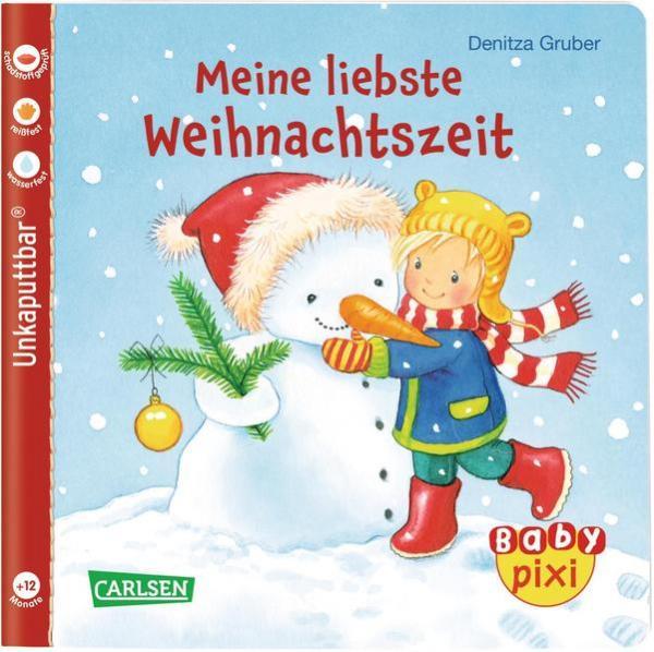 Baby Pixi 77: Meine liebste Weihnachtszeit (Mängelexemplar)
