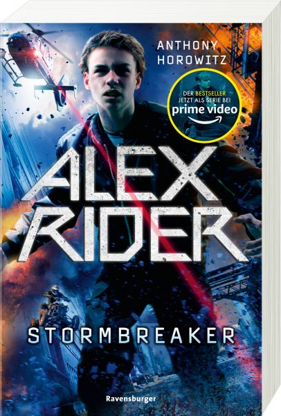 Alex Rider, Band 1: Stormbreaker (Mängelexemplar)