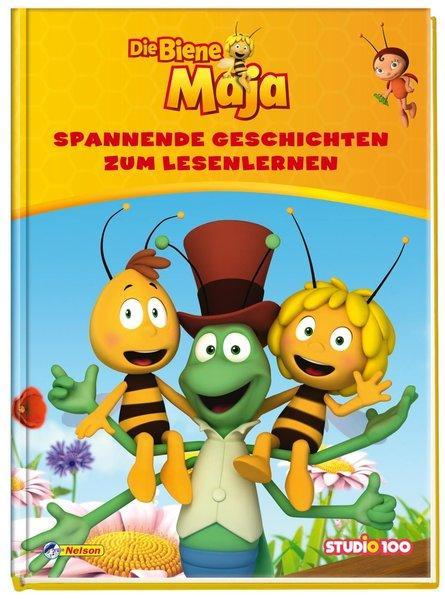 Biene Maja: Spannende Geschichten zum Lesenlernen
