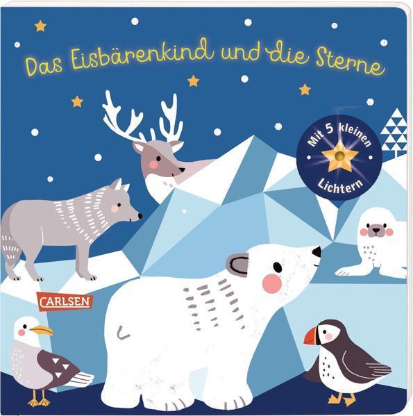 Das Eisbärenkind und die Sterne (Mängelexemplar)