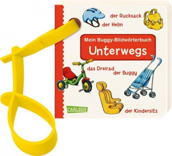 Buggy-Bücher: Mein Buggy-Bildwörterbuch: Unterwegs (Mängelexemplar)