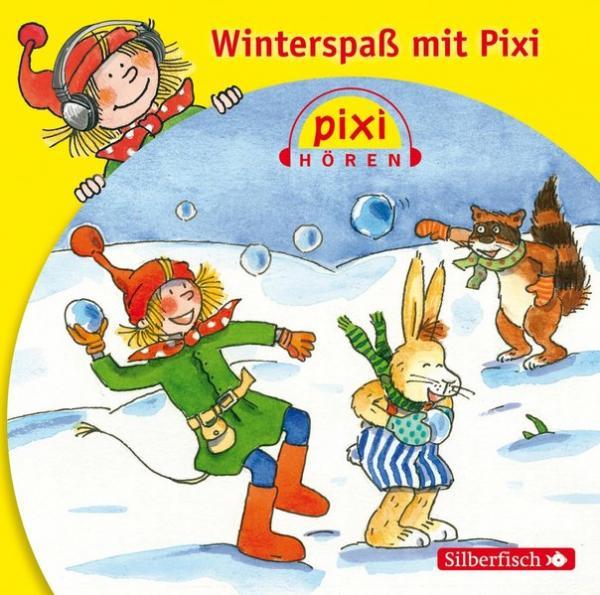 Pixi Hören: Winterspaß mit Pixi - 1 CD (Mängelexemplar)