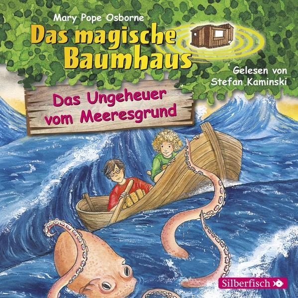 Das Ungeheuer vom Meeresgrund (Das magische Baumhaus 37) - Hörbuch 1 CD
