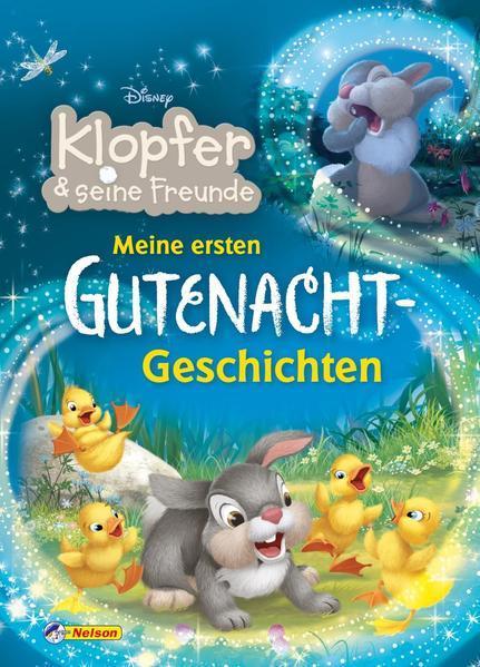 Disney Klopfer: Meine ersten Gutenacht-Geschichten (Mängelexemplar)