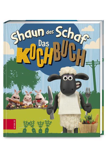 Shaun das Schaf - Das Kochbuch (Mängelexemplar)