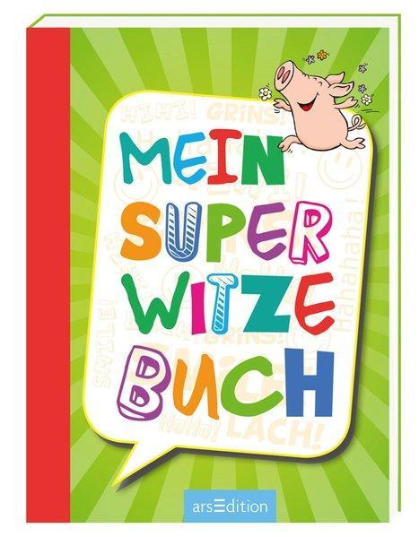 Mein super Witzebuch (Mängelexemplar)