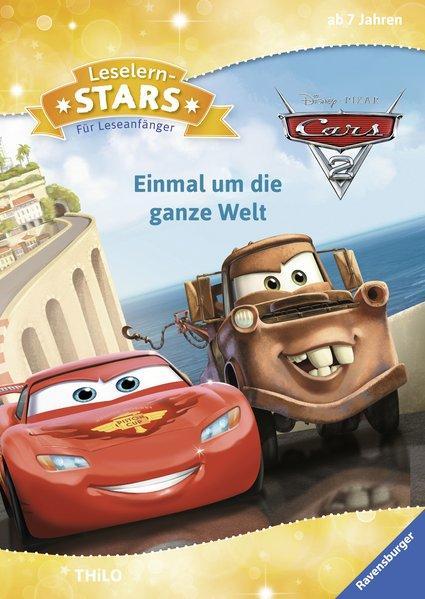 Leselernstars Disney Cars 2: Einmal um die ganze Welt - Für Leseanfänger