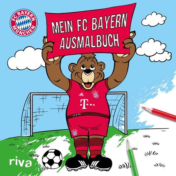 Mein FC Bayern - Ausmalbuch