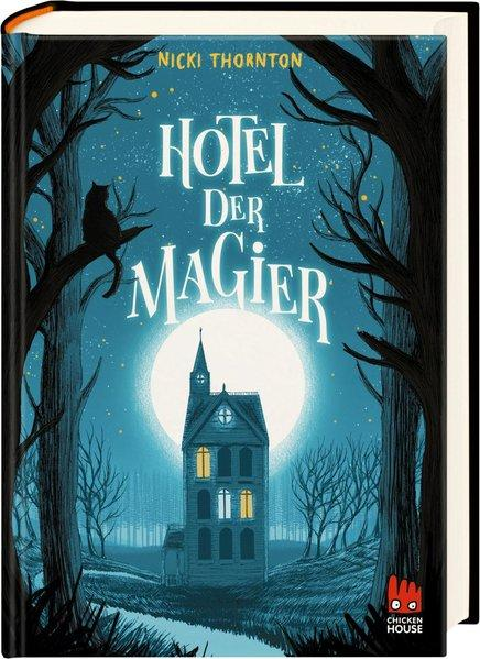 Hotel der Magier (Hotel der Magier 1) (Mängelexemplar)