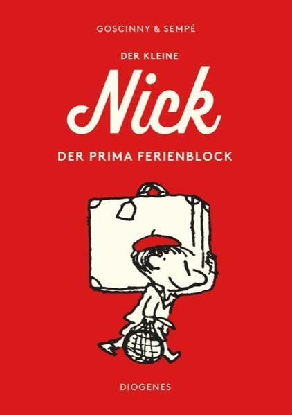 Der kleine Nick – Der prima Ferienblock (Mängelexemplar)