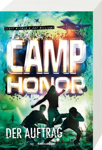 Camp Honor, Band 2: Der Auftrag (Mängelexemplar)