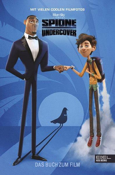 Spione Undercover - Das Buch zum Film (Mängelexemplar)