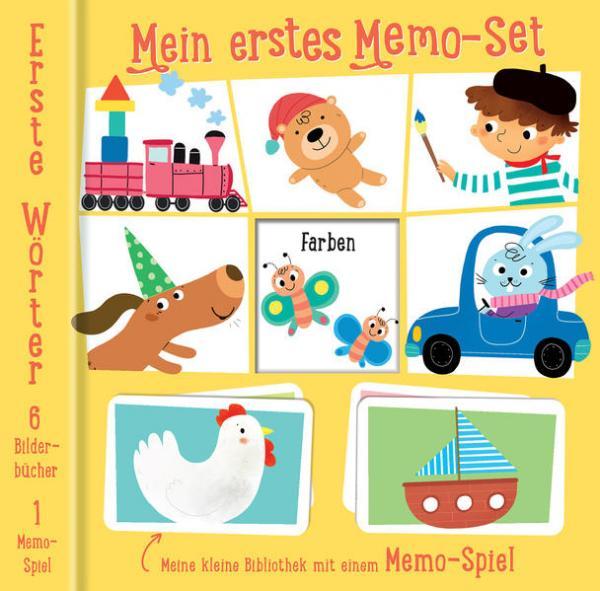 Mein erstes Memo-Set - Erste Wörter