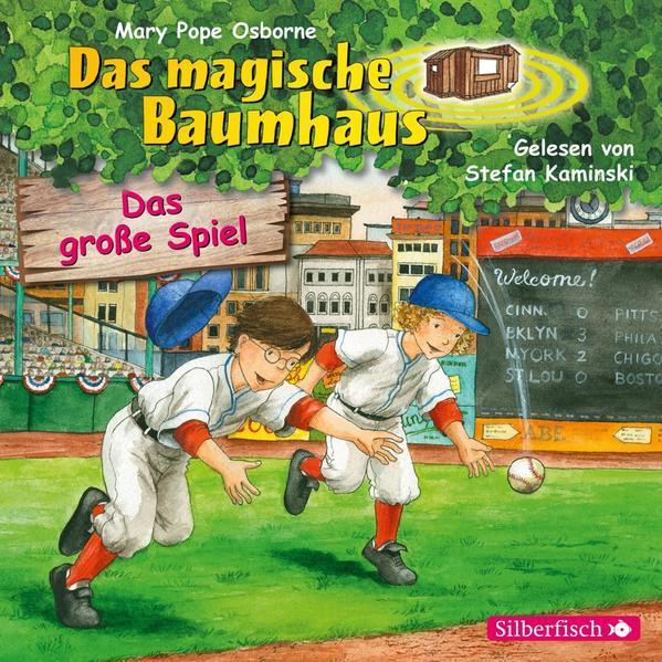 Das große Spiel (Das magische Baumhaus 54) - Hörbuch 1 CD