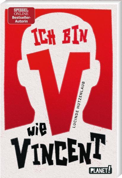 Ich bin V wie Vincent (Mängelexemplar)