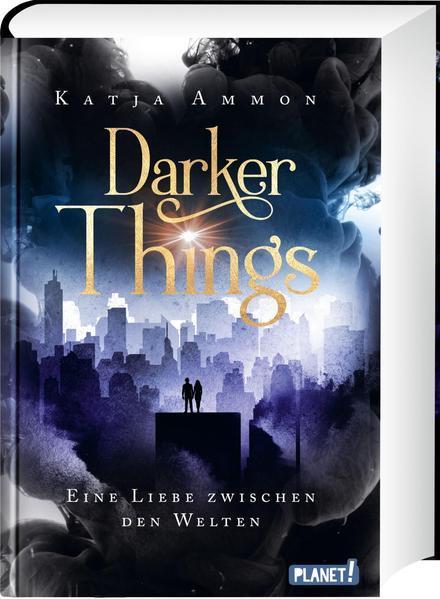 Darker Things - Eine Liebe zwischen den Welten (Mängelexemplar)