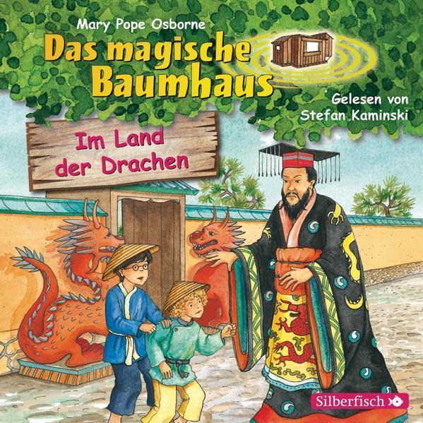 Im Land der Drachen (Das magische Baumhaus 14) - Hörbuch 1 CD