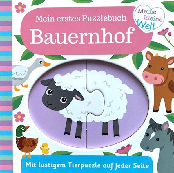 Bauernhof - Mein erstes Puzzlebuch
