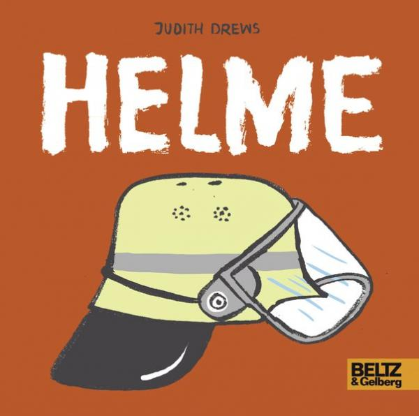 Helme - Pappbilderbuch (Mängelexemplar)